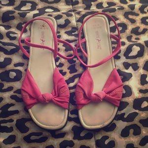 Women's White Stag Sandals